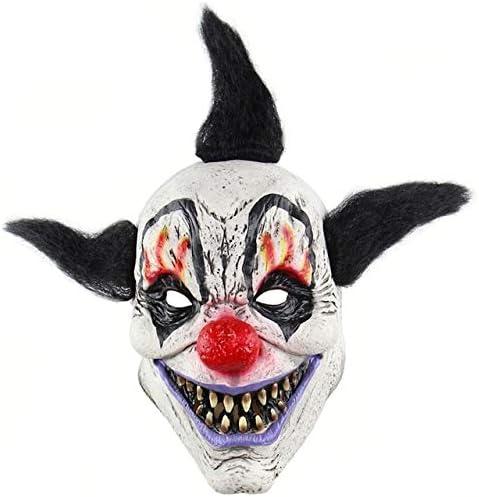 SAKURAFEE Máscara para Disfraz de Payaso de Joker máscara de ...