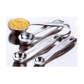 Amco Advanced Performance Measuring Spoons, Set of 4