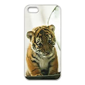 Tiger ZLB577974 DIY Phone Case for Iphone 5,5S, Iphone 5,5S Case
