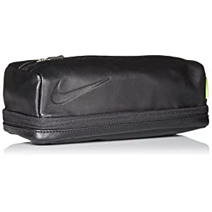 Nike Men's Slim Line Travel Kit, Black, One Size