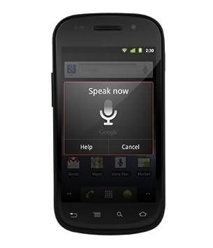 Google Nexus S - Smartphone (GPS, Wi-Fi, Bluetooth, pantalla ...