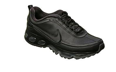 separation shoes 576a7 33b36 Nike Mens Air Max 360 II SL Running Shoes Black