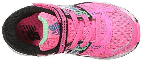 New Balance Unisex-Baby KA680V3I Kinder Schuhe Pink/Black