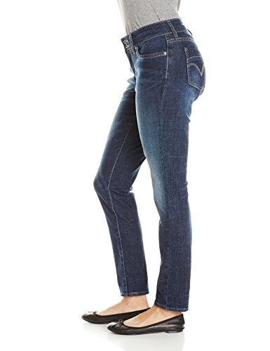 Levi's Women's 529 Curvy Skinny Jean, Glacier, 12 Medium