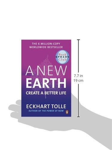 the new earth book by eckhart tolle