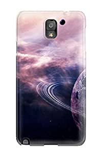 For Galaxy Case, High Quality Planetary Ring For Galaxy Note 3 Cover Cases