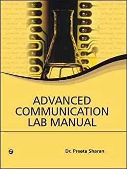 Vtu digital communication lab manual array buy advanced communication lab manual book online at low prices in rh amazon in fandeluxe Images