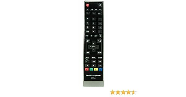 TD SYSTEMS K32DLM3H Reemplazo mando a distancia: Amazon.es ...