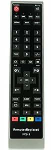 Toshiba CF2750K Reemplazo mando a distancia sólo de RemotesReplaced
