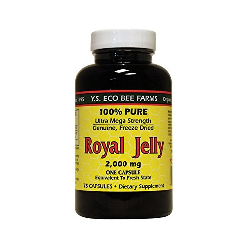YS Eco Bee Farms Freeze Dried Fresh Royal Jelly