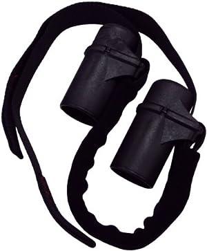 Canyon Dancer 28505 Black Short Bar-Harness II by Canyon Dancer