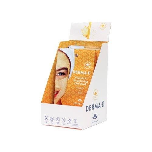 DERMA E Vitamin C Clay Mask, 10 GR