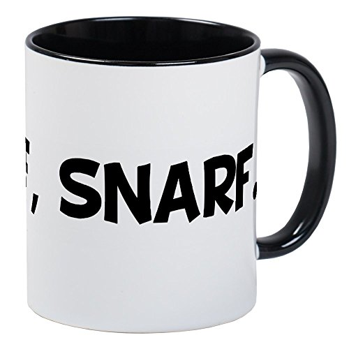 Thong Humor Classic Thong (CafePress - Snarf, Snarf. Mug - Unique Coffee Mug, Coffee Cup)