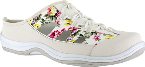 Easy Street Women's Barbara Fashion Sneaker White-floral