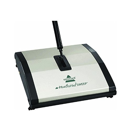 Bissell Natural Sweep Dual Brush Carpert Sweeper, with Al...