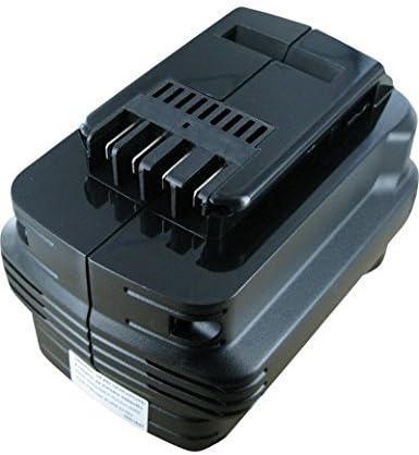 AboutBatteries 150154 Hybride Nickel Metal 3000mAh 24V Batterie Rechargeable s Noir 1 pi/èce 24 V 3000 mAh, Hybrides Nickel-m/étal Batteries Rechargeables NiMH