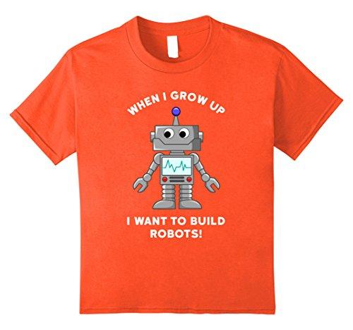 kids robot shirt - 2