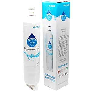 Replacement Whirlpool ED5FHEXNS00 Refrigerator Water Filter - Compatible Whirlpool 4396508, 4396510 Fridge Water Filter Cartridge