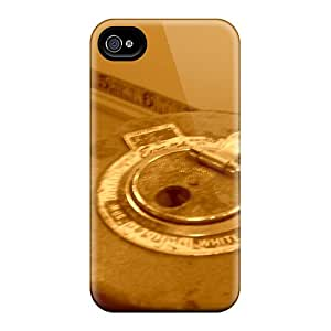 New Style Case Cover CFoHMIH6402GXNwa Tapemeasure Compatible With Iphone 4/4s Protection Case