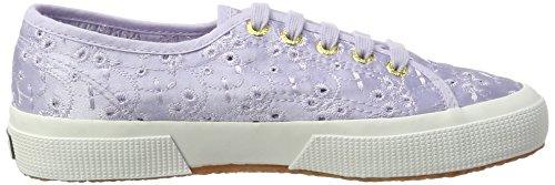 Lilac Sneaker violet Violett Donna 2750 Sangallqsatinw Superga qwUH7H