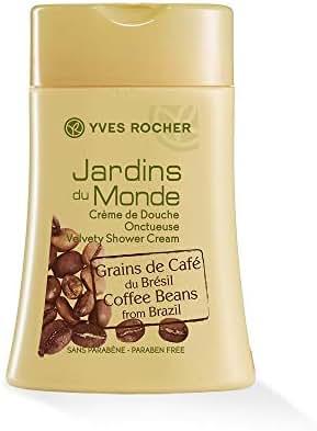 Yves Rocher Brazilian Coffee Beans Shower Gel, 200 ml./ 6.8 fl.oz.