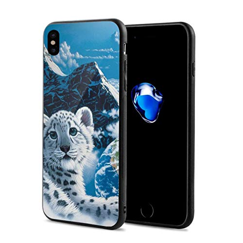 iPhone X Cases Majestic White Tiger Black Cool 5.8 Inch Protective PC Cover