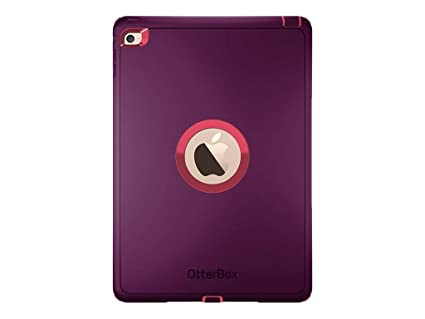 super popular 507f3 43cf1 OtterBox Defender iPad Mini 3 and iPad Mini 2 with Retina Display Case - &  Stand fits OtterBox Cover & Lightning Cable (Purple Pink)