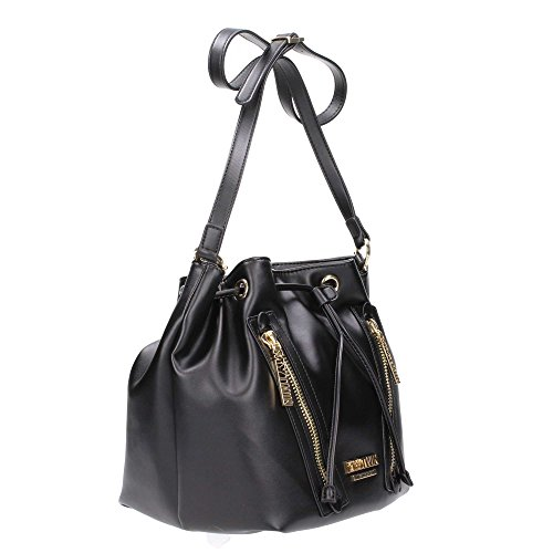 Tu Vs7732 A set Twin Borsa Ecopelle Nero Donna Secchiello Bzf8qwA