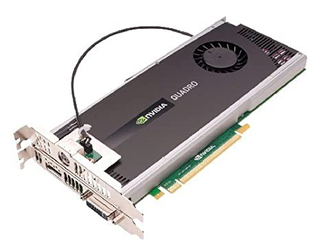 NVIDIA Quadro 4000 for Mac by PNY 2GB GDDR5 PCI Express Gen 2 x16 DVI-I DL,  DisplayPort and Stereo OpenGL, DirectX (Boot Camp), CUDA and OpenCL