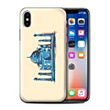 Best Stuff4® Mobile In India - STUFF4 Phone Case/Cover for Apple iPhone XS/Taj Mahal/India Review