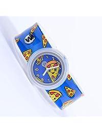 Pizza Party Slap Watch