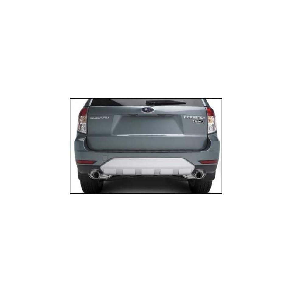 Genuine Subaru Forester Rear Bumper Underguard Automotive