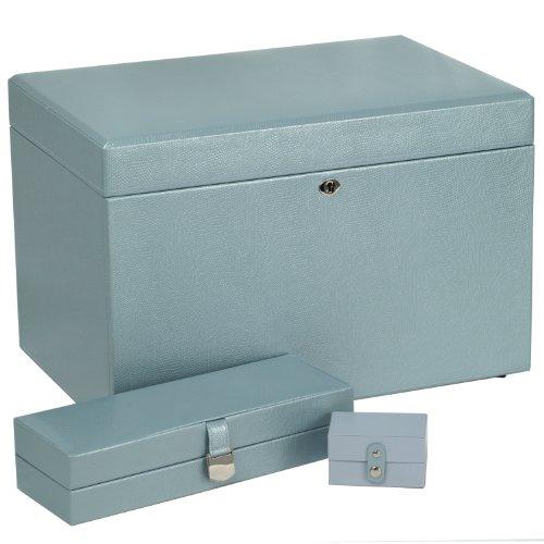 WOLF 315024 London Large Jewelry Box, Ice by WOLF (Image #3)