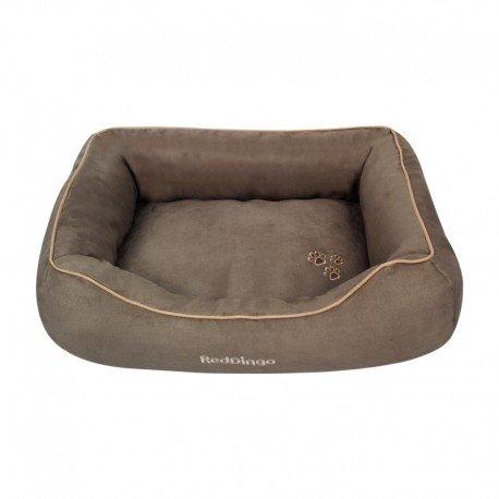 Red Dingo GmbH 9330725040137 Cama para Perro, M, Marrón: Amazon.es: Productos para mascotas