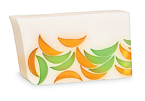 Primal Elements Soap Loaf, Orange Cantaloupe, 5-Pound Cellophane (Soap Loaves)
