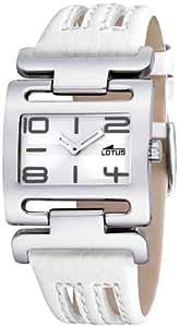 Lotus 15565/1 - Reloj de mujer de cuarzo, correa de piel