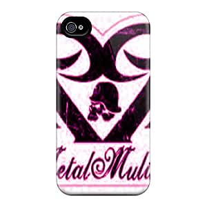 Best Design Cases Covers With Metal Mulisha Design For Iphone - 4/4s