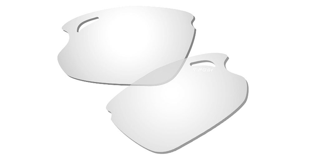 Tifosi Optics Tyrant 2.0 Sunglasses Replacement Lenses - Standard (Clear) by Tifosi