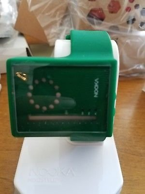 Collectible Nooka - Zub Zayu Zirc DG - Dark green watch