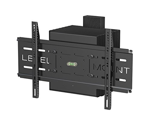 Level Mount Articulating Motorized TV Wall Mount for 26 to 42-inch - Remote Mount Electronic