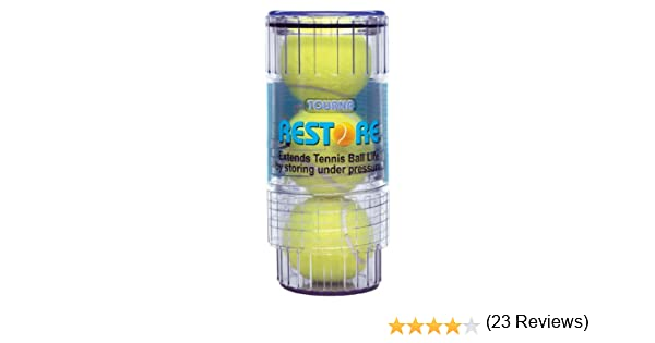 Tourna Grip – Pelota de Tenis de Restaurar pressurizer