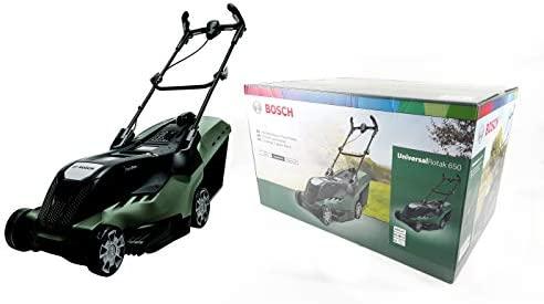 Bosch 06008B9400 UniversalRotak 650 - Cortacésped eléctrico ...