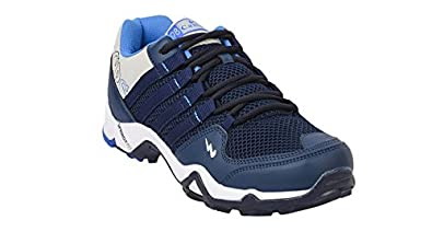 c1e7c9e285670 Campus TRIGGEER Blue and Sky Men Sports Shoes  Buy Online at Low Prices in  India - Amazon.in