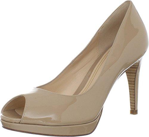 Cole Haan Women's Chelsea OT Pump,Sandstone Patent,10 B US (Sandstone Footwear)