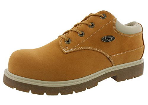 Lugz Men's Drifter Lo LX Wheat/Cream/Gum (8.0M) by Lugz