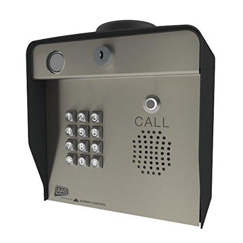(American Access Systems 16-X1 ASCENT Telephone Entry Cellular Intercom System)