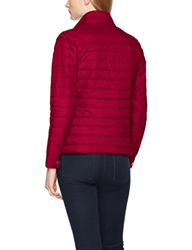 Donna Lightweight Cappotto Nicholson Indian Rosso red Jacket indian James amp; red Ladies' qSUppYZ