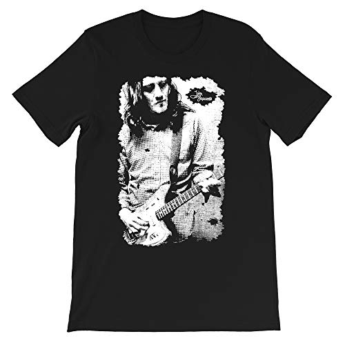 John Frusciante American Guitarist Singer Composer Produce Graphic tee-Shirt Gift for Men Women Girls Unisex T-Shirt Sweatshirt (Black-XL) (John Frusciante Best Guitarist)