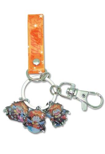 Amazon.com: Slayers Lina Group Metal Key Chain: Toys & Games