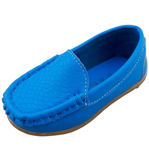DADAWEN-Boys-Girls-Slip-on-Loafers-Oxford-Shoes